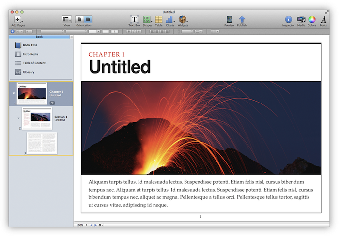 Why Knowledge Professionals Should Try iBooks Author Now